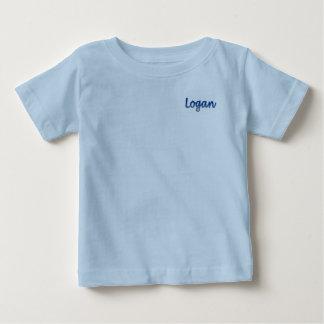 Logan T-shirt van Jersey van het Baby de Fijne