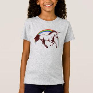 Logan van Laura het Overhemd van de Eenhoorn T Shirt