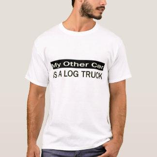 Logboek hier, Logboek nu T Shirt