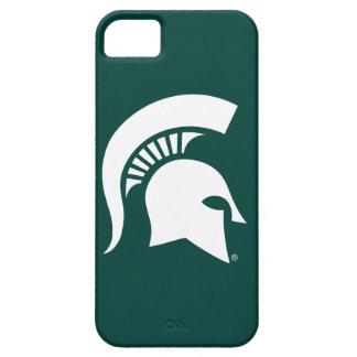 Logo van de Helm van de Universiteit van de Staat Barely There iPhone 5 Hoesje