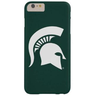 Logo van de Helm van de Universiteit van de Staat Barely There iPhone 6 Plus Hoesje