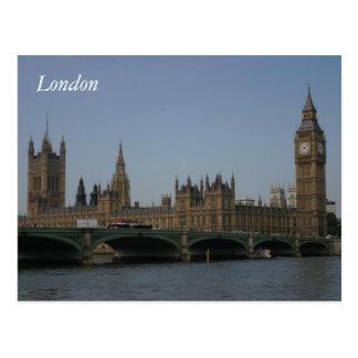 Londen Briefkaart