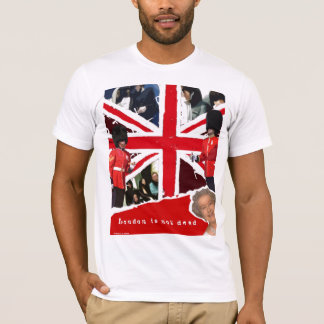 London is not dead t shirt