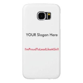 Lood met uw telefoon van Samsung! Samsung Galaxy S6 Hoesje