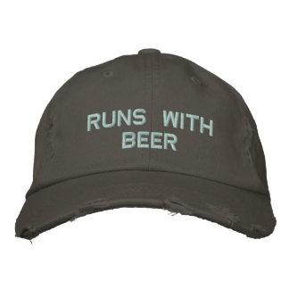 Looppas met Bier! Het drink van Pet voor de Pet 0