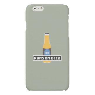Looppas op Bier Z7ta2 iPhone 6 Hoesje Mat