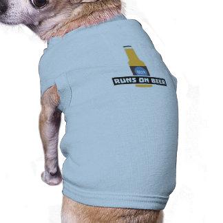 Looppas op Bier Z7ta2 T-shirt