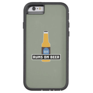 Looppas op Bier Z7ta2 Tough Xtreme iPhone 6 Hoesje