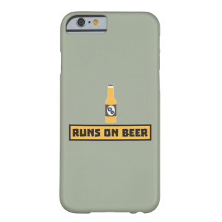 Looppas op Bier Zmk10 Barely There iPhone 6 Hoesje