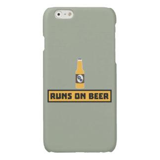 Looppas op Bier Zmk10 iPhone 6 Hoesje Glanzend