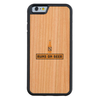 Looppas op Bier Zmk10 Kersen iPhone 6 Bumper Case