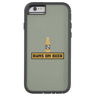 Looppas op Bier Zmk10 Tough Xtreme iPhone 6 Hoesje