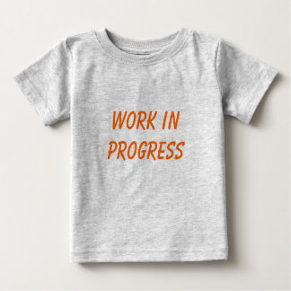 Lopende het werk - kinder overhemd baby t shirts