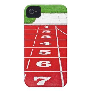 Lopende Stegen op de hoesje-Partner van het Spoor  iPhone 4 Hoesje