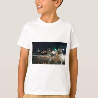 Lopende Zeerover bij Nacht T Shirt
