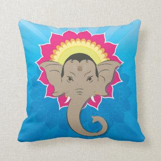 Lord Ganesha Digital Illustration Mandala Art. Sierkussen