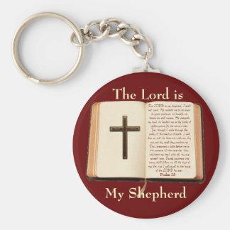 LORD is mijn herder Sleutelhanger
