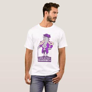 Lord Jeffrey Mammoth T Shirt