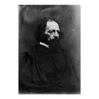 Lord Tennyson Poster