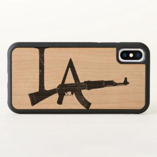 Los Angeles AK47 iPhone X Hoesjes 0