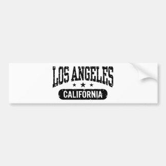 Los Angeles Bumpersticker