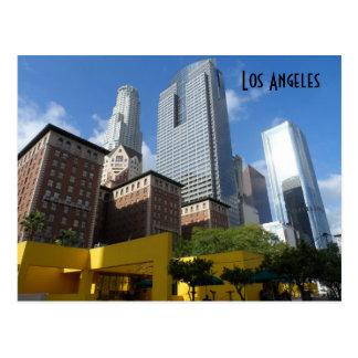 Los Angeles van de binnenstad Briefkaart