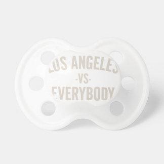 Los Angeles versus iedereen Speen