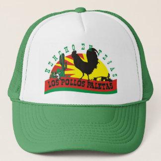 los pollos paletas trucker pet