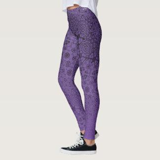 Losgelaten Ultraviolet Leggings