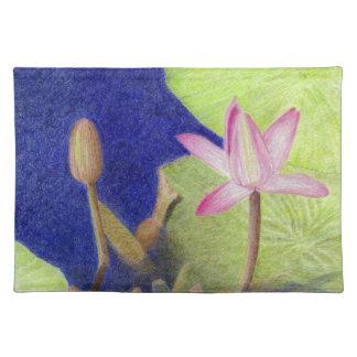 Lotus 600 placemat