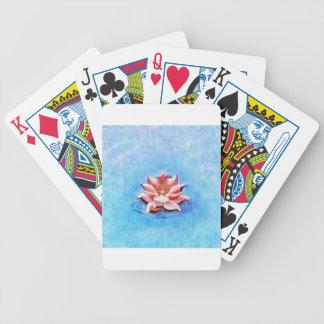 Lotus en Dharma Poker Kaarten
