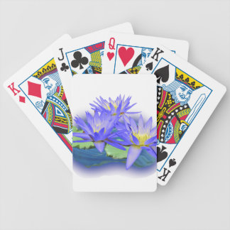 lotusbloem bloemen pak kaarten