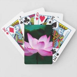 lotusbloem poker kaarten
