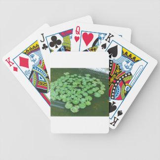 lotusbloem verlof pak kaarten