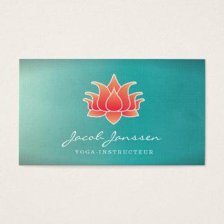Lotusbloem Visitekaartje Visitekaartjes