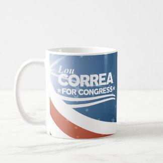 Lou Correa Koffiemok