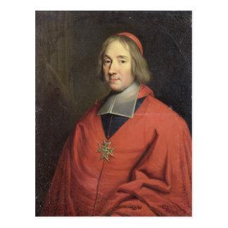 Louis-Antoine DE Noailles Aartsbisschop van Parijs Briefkaart