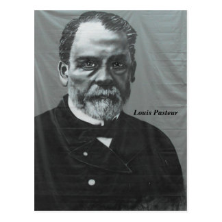 Louis Pasteur, Dolle, Frankrijk - Briefkaart
