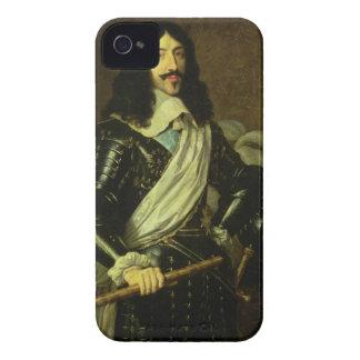 Louis XIII (1601-43) (olie op canvas) iPhone 4 Hoesje
