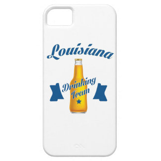 Louisiane die team drink barely there iPhone 5 hoesje