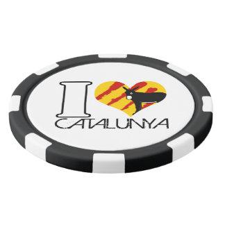 LOVE de jetons van poker I CATALUNYA