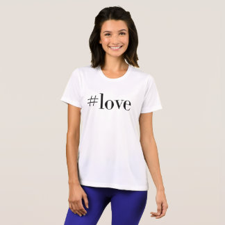 #love t shirt