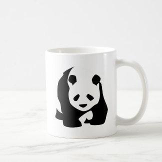 Lovely Panda Basic Witte Mok