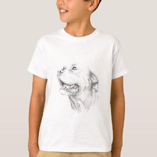 Loyaliteit, Amerikaanse Staffordshire Terrier T Shirt
