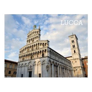 Luca, Italië Briefkaart