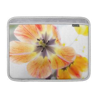 """Lucht 13 van MacBook"""" Sleeve met Tulp MacBook Beschermhoes"""