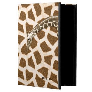 Lucht 2 van de giraf iPad Geval