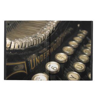 Lucht 2 van de Schrijfmachine van Underwood iPad