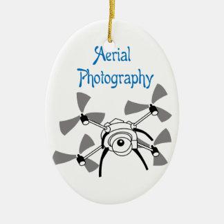 Lucht Fotografie Keramisch Ovaal Ornament