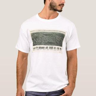 Lucht Uitzicht van de Rivier van de Parel, New T Shirt